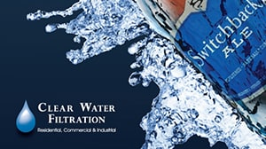 Clear Water Filtration - Home Show Banner