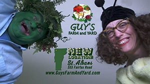 Plants Jr. - Guys Farm and Yard
