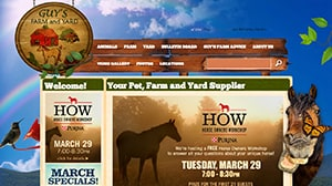 Guys Farm and Yard Website