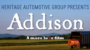 Addison Film Web Graphic - Heritage Automotive