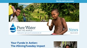 E-blast Design and Development - Pure Water for the World