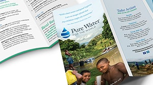 Tri-Fold Brochure - Pure Water for the World