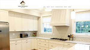 Robertson Brothers Building Website