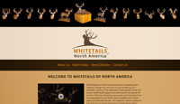 Whitetails of North America Website