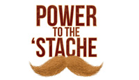 Power to the Stache - T-shirts