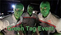 Green Tag Event - Heritage Automotive